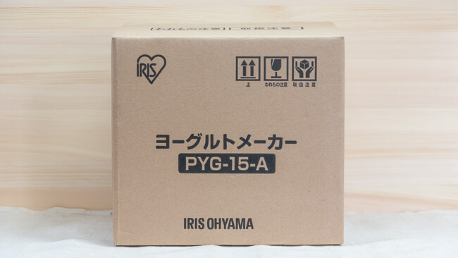 PYG-15-Aの箱