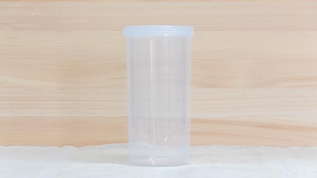 付属品の専用容器